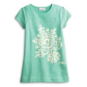 Tropical Bloom AG Tunic for Girls